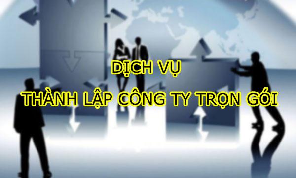 Thành lập công ty tại Nho Quan